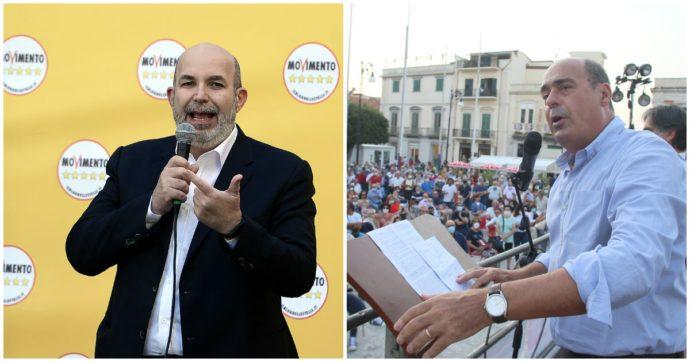 """Vito Crimi: """"Da Beppe Grillo parere favorevole a entrata del M5s nella giunta del Lazio, appena possibile voto online tra iscritti"""""""