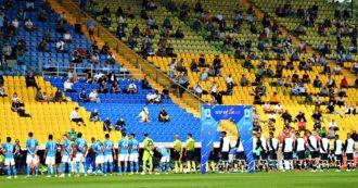 Stadi aperti per pochi: il piacere ritrovato di una Serie A (quasi) vera, ma contro la legge