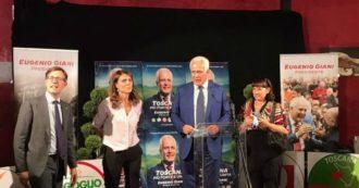 """Regionali, la Toscana resta al centrosinistra. Giani ferma l'assalto di Ceccardi con il 48% (grazie a Firenze): """"Ho vinto senza padrini"""""""
