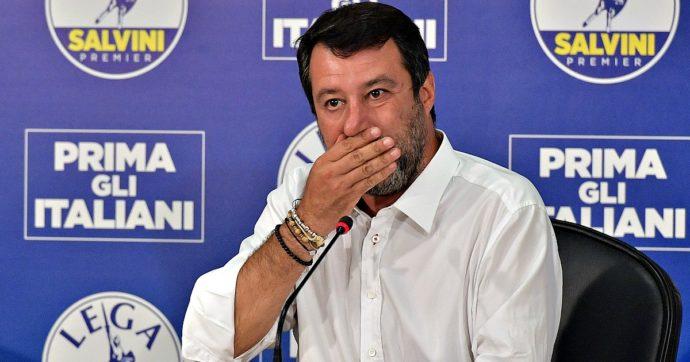 """Terracina, """"verifiche"""" sulla cena elettorale di Matteo Salvini dopo sei casi positivi in città"""