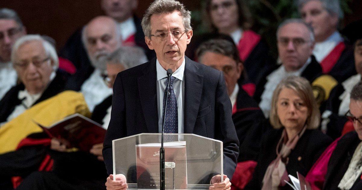 """Gaetano Manfredi: """"Io, ministro invisibile che fa le cose giuste, ma non sa raccontarle"""""""