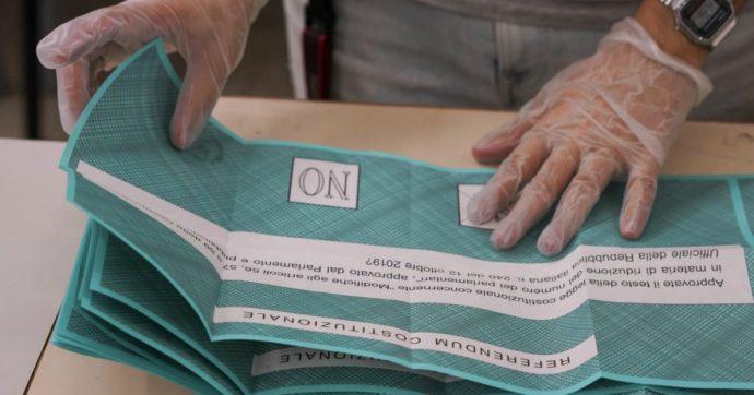 Referendum, l'entusiasmo dei cittadini per un tema così fa riflettere sulla saggezza della gente