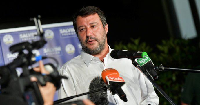 """Legge elettorale e liste bloccate, Salvini ci ripensa: """"Si può andare a votare anche col Rosatellum, basta ridisegnare i collegi"""""""