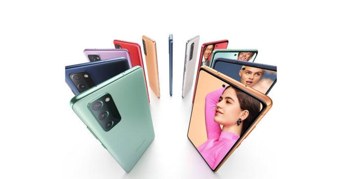 Samsung Galaxy S20 FE 4G, ufficiale in Italia il nuovo smartphone di fascia alta