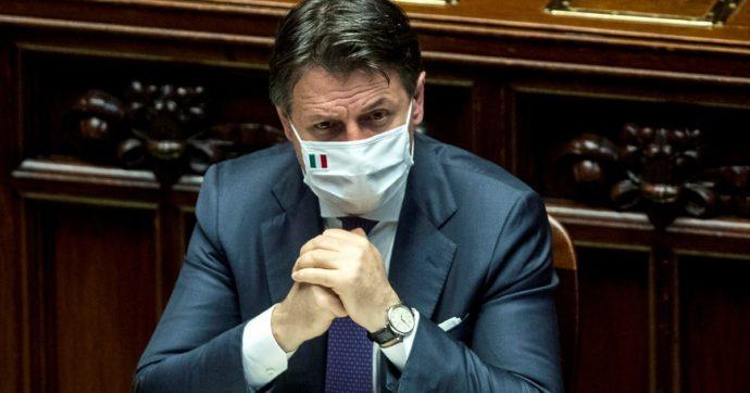 """Coronavirus, Conte: """"Andremo in Parlamento a chiedere la proroga dello stato di emergenza fino al 31 gennaio 2021"""""""