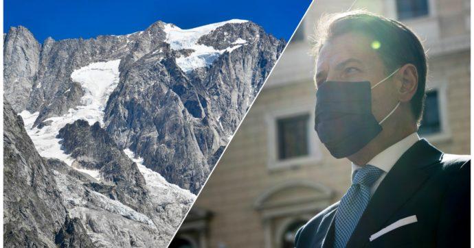 """Conte all'Onu: """"L'azione sul clima alla base della ripresa sostenibile dopo la pandemia"""""""