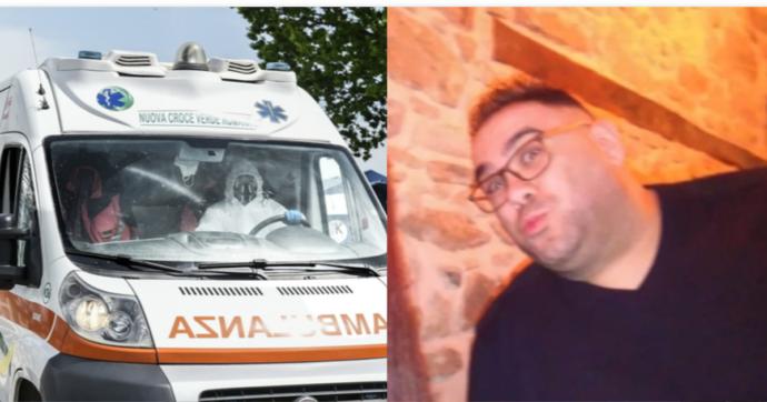 Fabio Lecis, l'operatore sanitario morto a 33 anni: è la vittima più giovane della Sardegna