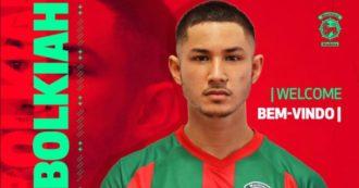 Il calciatore più ricco al mondo sbarca nella città di Cristiano Ronaldo: il Marítimo di Madeira ha acquistato Faiq Bolkiah