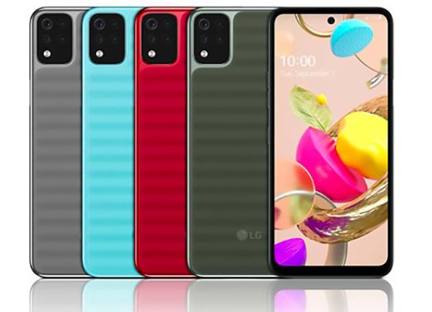 LG K42 e LG K52, ufficiali in Italia i nuovi smartphone economici