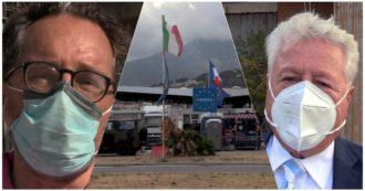 """Tamponi per arrivi dalla Francia, i controlli a Ventimiglia non ci sono: così l'obbligo rimane sulla carta. Sindaco: """"Si bloccherebbe tutto"""" – Video"""