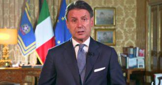 """Conte: """"L'Italia deve osare e non solo stare in piedi come prima. Ripartiamo soltanto se riparte la scuola"""""""