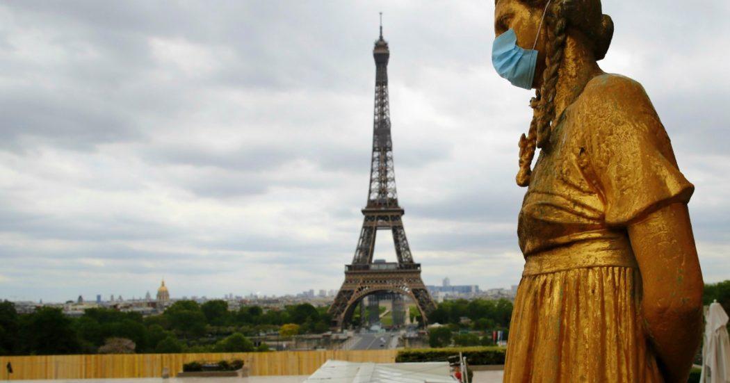 Coronavirus, in Francia più di 33mila contagi e 425 morti: lockdown prolungato di 2 settimane. Record in Uk: oltre 33mila contagi