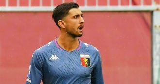 Mattia Perin, in Serie A un altro positivo al covid: il portiere del Genoa non sarà a Napoli