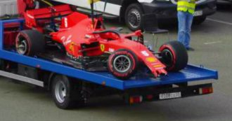 F1, Gp Russia: pole di Hamilton, Vettel a muro e Leclerc (furioso) eliminato in Q2. Ecco cosa è successo in qualifica a Sochi: la griglia