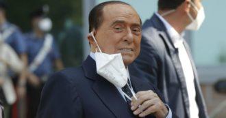 """Silvio Berlusconi ricoverato nella notte al San Raffaele per """"accertamenti post Covid"""". Il 13 è prevista l'udienza del Ruby Ter a Siena"""