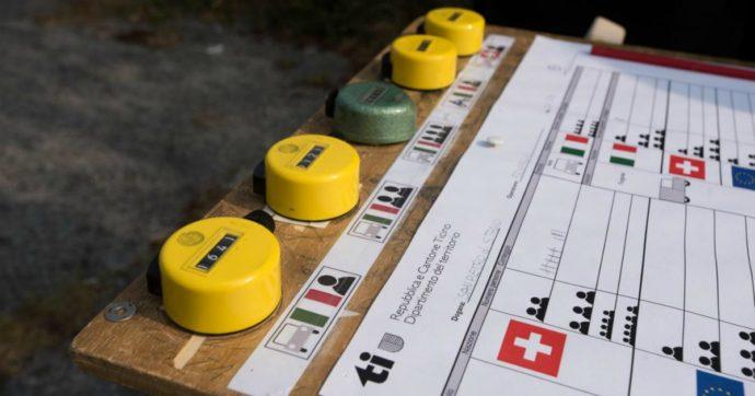 """Svizzera, al referendum anti Ue contro la libera circolazione vince il """"no"""". Ma non in Ticino"""