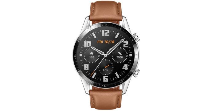 Huawei Watch GT2, smartwatch completo con super autonomia, in offerta su Amazon con sconto del 42%