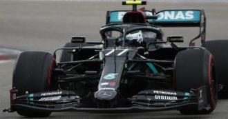 F1, Gp di Russia: Hamilton penalizzato, Bottas ritrova la vittoria. Le Ferrari ancora indietro