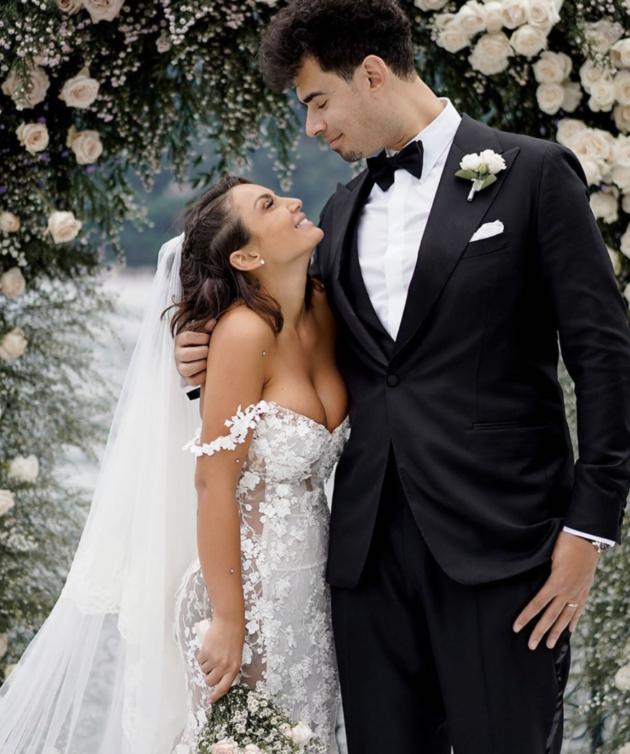 Elettra Lamborghini si è sposata: le foto social