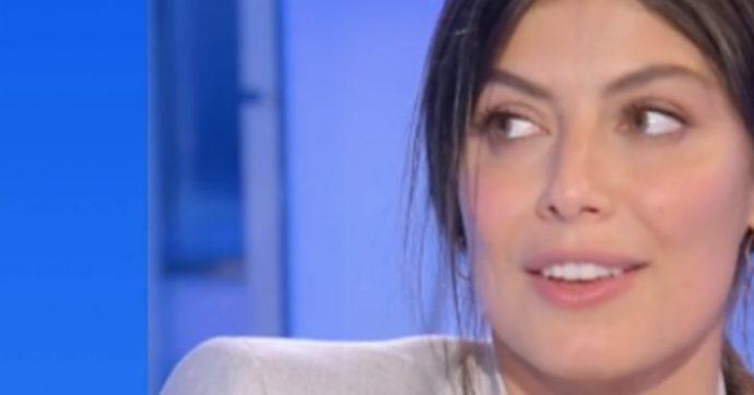 """Alessandra Mastronardi a Domenica In: """"L'ho conosciuto su Skype"""". Ecco chi è il suo fidanzato"""