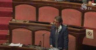 """Covid, il senatore M5s Francesco Mollame positivo: """"Non sono asintomatico, sono in isolamento da sette giorni"""""""