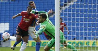 Ogni maledetto lunedì – Ufficiale: Brighton-Manchester United è la Cagliari-Lazio d'oltremanica