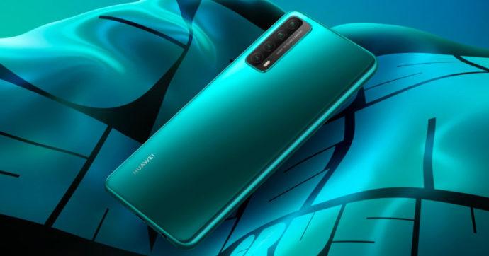 Huawei P Smart 2021, ecco il nuovo smartphone medio-gamma