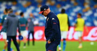 Focolaio di coronavirus al Genoa: 14 positivi tra calciatori e staff. A rischio l'allentamento dei protocolli sui tamponi