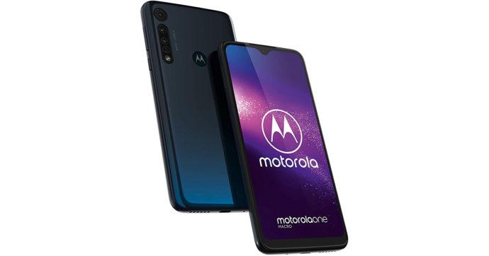 Motorola One Macro, smartphone di fascia media in offerta su Amazon con sconto del 30%