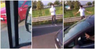"""""""Non ci credo, Mattia Binotto che tampona"""": incidente stradale per il team principal della Ferrari. E l'automobilista lo """"incoraggia"""""""