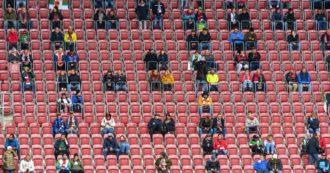 Riapertura stadi, dal 20% di capienza della Germania al no della Spagna: come funziona in Europa. E in Giappone è vietato fare il tifo