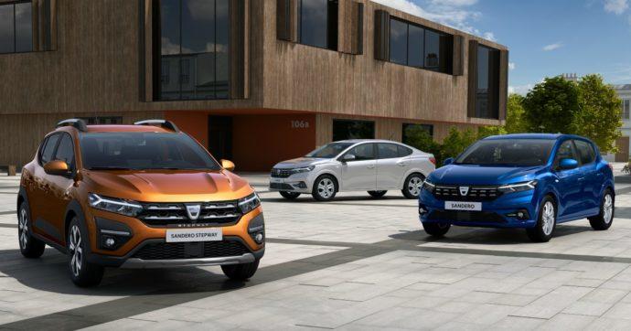Dacia Sandero, Stepway e Logan, ecco la nuova generazione delle best seller