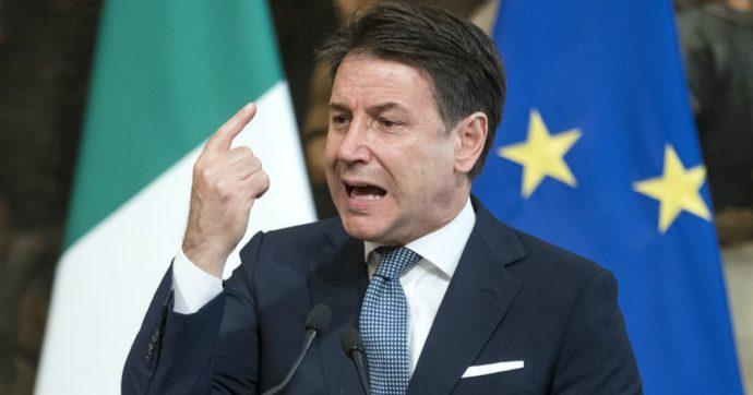 """Assemblea Confindustria, Conte: """"Si alle riforme ma basta austerità. Contro l'emergenza impegno senza precedenti"""""""