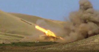 """Nagorno Karabakh, la Turchia """"pronta"""" a intervenire al fianco dell'Azerbaigian. Armenia: """"Ankara ha abbattuto un nostro jet"""""""