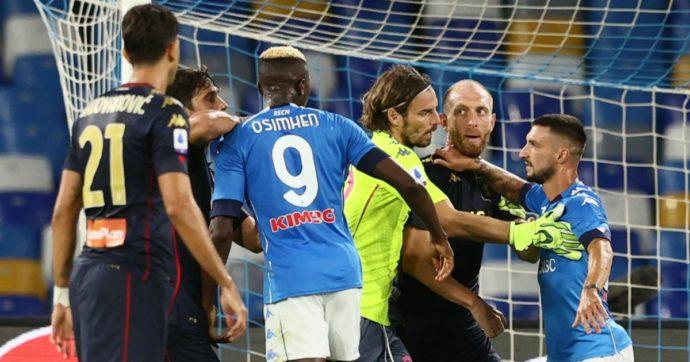 Per Bassetti il focolaio al Genoa è 'la Waterloo dei tamponi'. Basta con queste sparate!