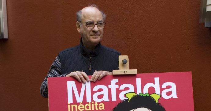 Quino e Mafalda, l'eterna promessa che troppi adulti hanno dimenticato di mantenere