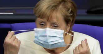 """Germania, Merkel: """"Restrizioni dove i contagi sono più alti o il virus sarà fuori controllo. Aiuto dell'esercito"""""""