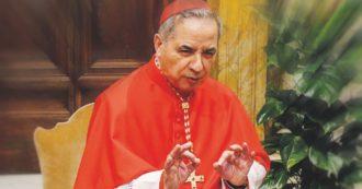 """Scandalo Vaticano, Angelo Becciu andrà a processo con altri 9 con l'accusa di peculato e abuso d'ufficio: """"Contro di me trame oscure"""""""