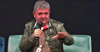 """Antonino Spirlì, il vice di Jole Santelli che guiderà la Calabria. Il suo intervento al raduno leghista: """"Dirò 'negro' e 'frocio' finché campo"""""""