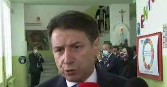 """Coronavirus, Conte: """"Proporremo al Parlamento la proroga dello stato di emergenza fino a fine gennaio 2021, situazione ancora critica"""""""
