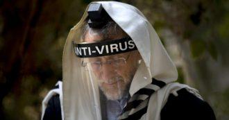 """Coronavirus, in Israele quasi 9mila casi in un giorno. """"Il 34% dei contagiati sono ebrei ultraortodossi"""""""