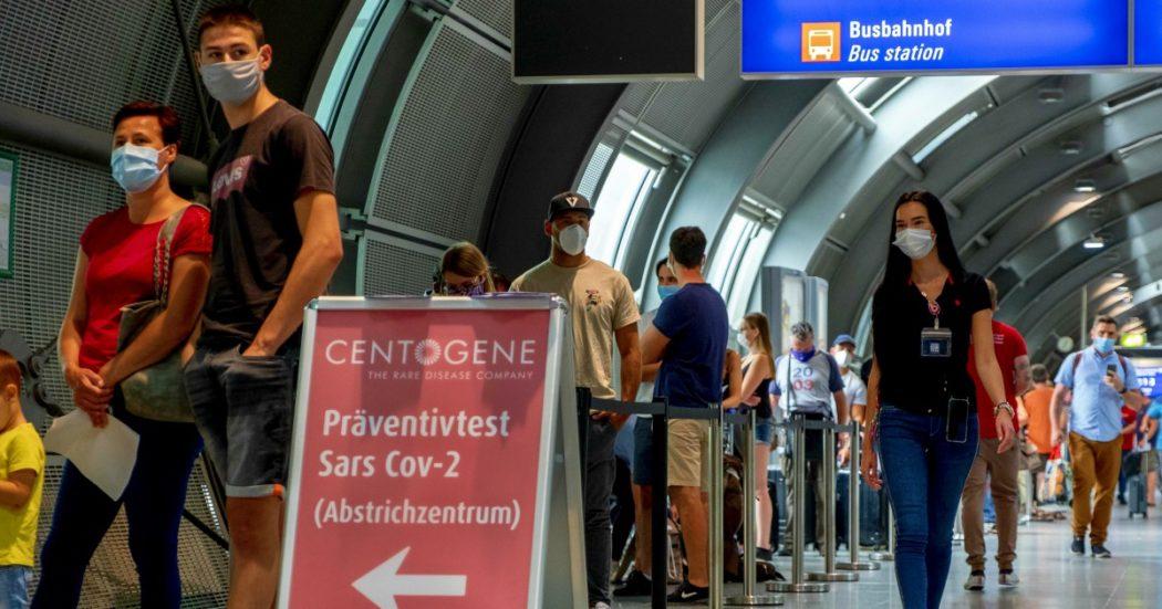 Coronavirus, in Francia 41mila nuovi casi: il doppio di ieri. Coprifuoco per 2/3 della popolazione. Germania oltre i 10mila, Spagna a 20mila. Ministra degli Esteri belga in terapia intensiva