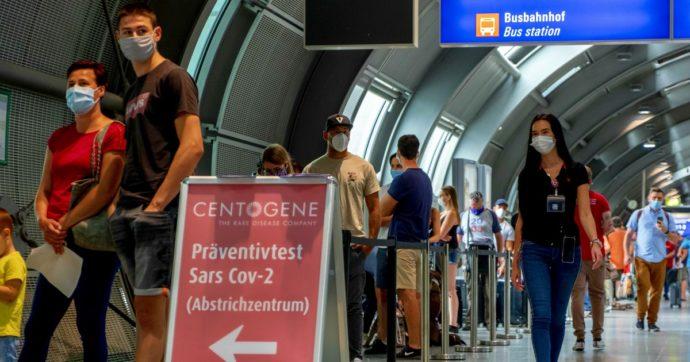 Coronavirus In Francia 41mila Nuovi Casi Il Doppio Di Ieri Coprifuoco Per 2 3 Della Popolazione Germania Oltre I 10mila Spagna A 20mila Ministra Degli Esteri Belga In Terapia Intensiva Il Fatto Quotidiano