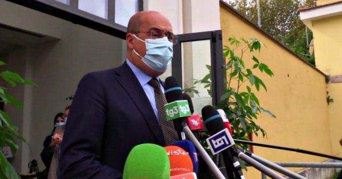 """Coronavirus, Zingaretti: """"Non vogliamo tornare all'Italia pre-Covid, serve un Paese più giusto. No a chi insegue facili like ai tweet"""""""