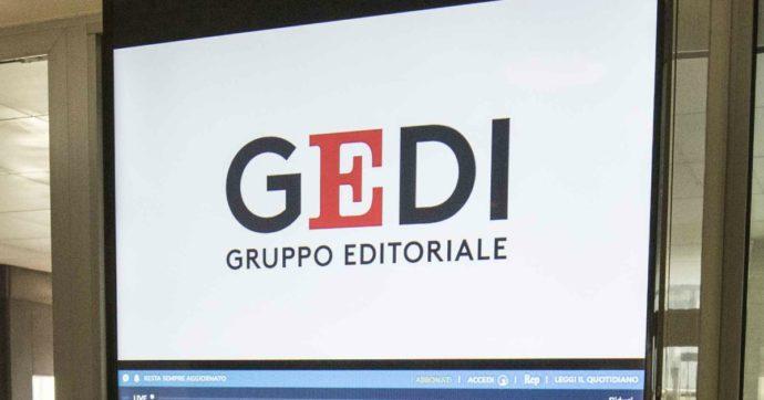 """In sciopero i quotidiani locali del gruppo Gedi. """"Elkann vende in segreto il Tirreno"""", trattative in fase molto avanzata anche per altre tre testate"""