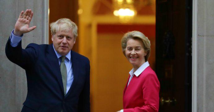 """Vaccini Covid, tregua tra Londra e Bruxelles per export. """"Impegno a creare soluzione win-win sulle forniture"""""""