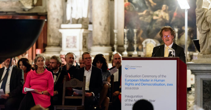 Studenti da 23 Paesi del mondo per il Global Campus a Venezia: il nuovo anno accademico è dedicato ai diritti umani in tempi di Covid-19