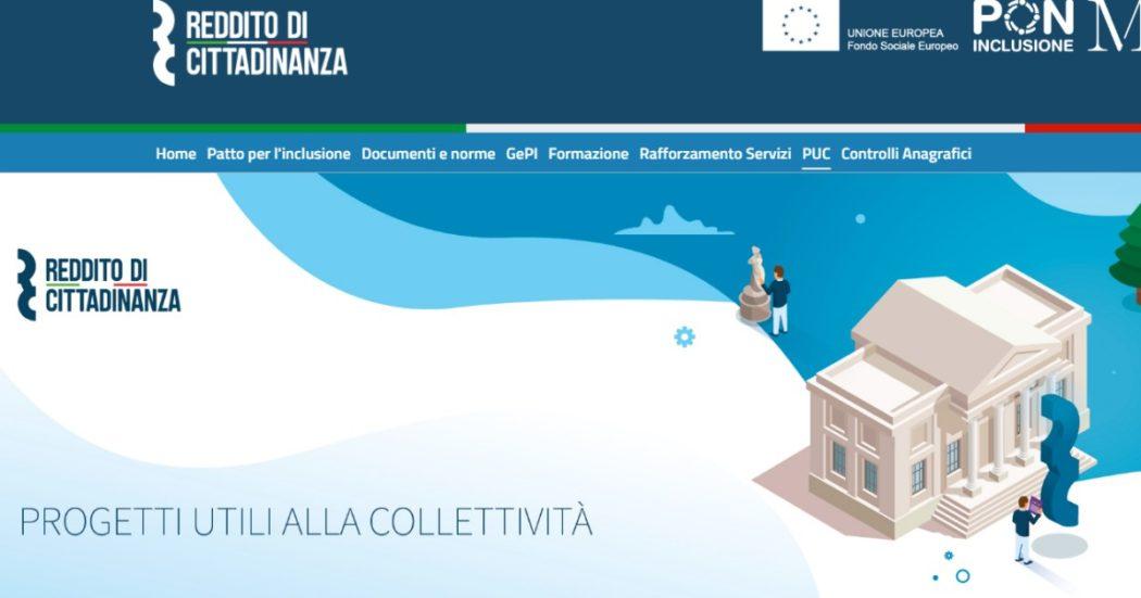 """A Pescara 200 beneficiari di reddito fanno lavori utili per il Comune. La giunta forzista: """"Presto altri 200. I costi? Paga lo Stato"""""""