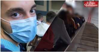 """Sui mezzi pubblici di Roma distanziamento impossibile e studenti costretti a rinunciare alla corsa per la folla: """"Rischio bomba sociale"""""""