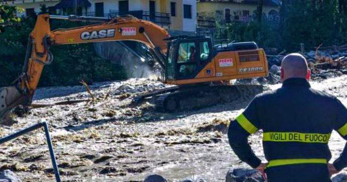 Maltempo, due morti tra Valle d'Aosta e Piemonte. Ritrovati 21 dei 22 dispersi. Danni e disagi in Liguria. I governatori Cirio e Toti chiedono lo stato di calamità – LA DIRETTA
